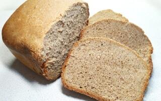 Рецепти хліба для хлібопічки Редмонд 1905