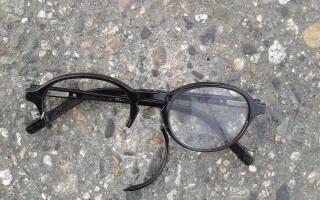 як полагодити окуляри