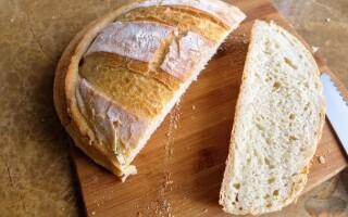 Хліб як в стрічці рецепт