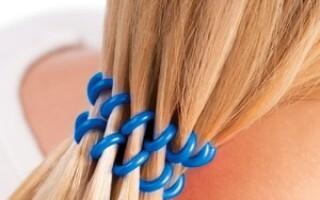 як полагодити гумку пружинку для волосся якщо вона порвалася