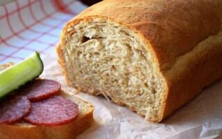 Кукурудзяно рисовий хліб рецепт