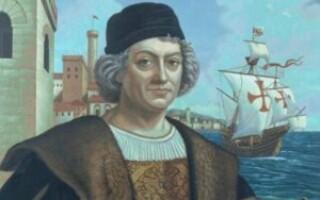 Христофор Колумб — цікаві факти