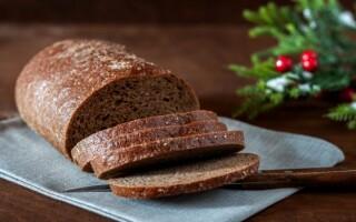 Хліб житній з кмином рецепт