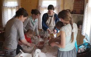 Старовинні рецепти хліба як пекли хліб наші бабусі