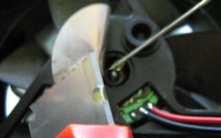 як полагодити кулер на процесорі