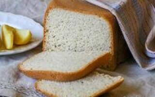 Картопляний хліб рецепт