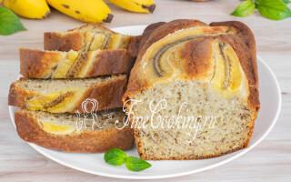 Банановий хліб рецепт поварчук