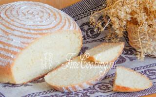 Хліб з амарантового борошном в хлібопічці рецепт