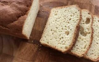 Хліб з рисової муки в хлібопічці рецепти