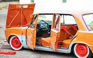 як відремонтувати кузов автомобіля своїми руками