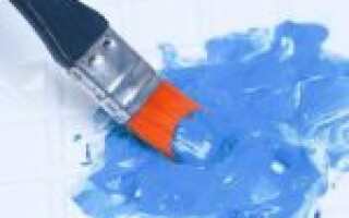 Як зробити бірюзовий колір