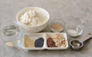 Злаковий хліб рецепт в духовці