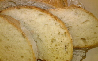 Рецепт хліба з оцтом