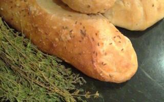 Швабський хліб рецепт