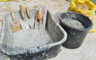 Як зробити бетон
