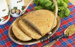 Хліб з вівсяної муки в хлібопічці рецепти