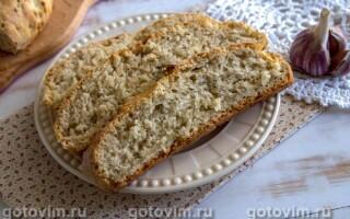 Хліб з полби на заквасці рецепт
