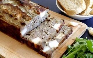 Печінковий хліб рецепт