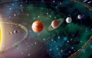 Планети Сонячної системи — цікаві факти