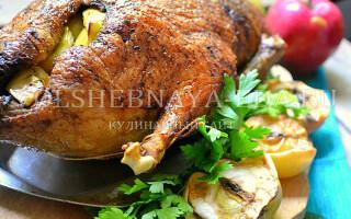 Приготувати качку швидко і смачно в духовці з картоплею