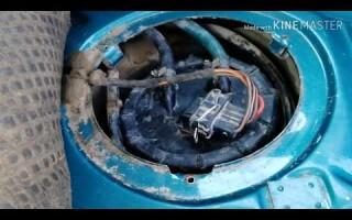 як полагодити датчик рівня палива