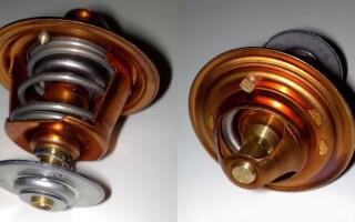як відремонтувати термостат