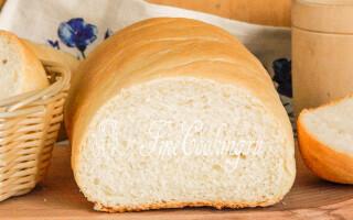 Хліб з манної крупи на воді рецепт