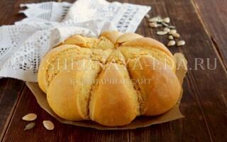 Гарбузовий хліб в духовці кращий рецепт