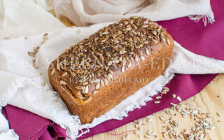 Рецепт житнього хліба на заквасці