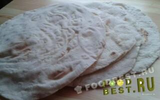 Рецепт сирійського хліба