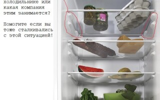 як полагодити пластикову полку в холодильнику