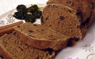 Шотландський хліб з чорносливом рецепт