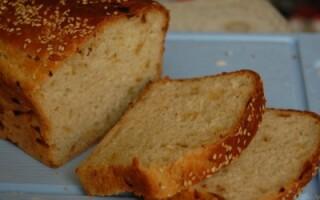 Хліб картопляний з цибулею в хлібопічці рецепти