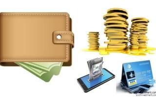 Як зробити електронний гаманець