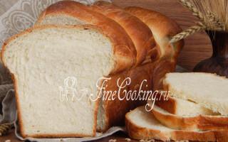Японський хліб хоккайдо рецепт