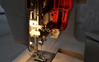 як полагодити швейну машинку
