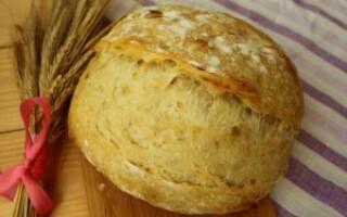 Картопляний хліб рецепт в духовці без дріжджів