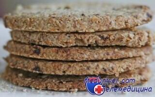 Дієтичні коржі замість хліба для схуднення рецепт