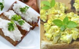 Кухня навиворіт рецепт паштетів і намазок на хліб
