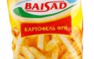 Картопля фрі Байсад