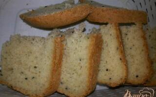 Рецепт хліба з тмином в хлібопічці