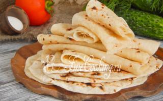 Чапати хліб рецепт в духовці