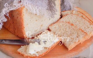 Рецепт французького хліба в хлібопічці Панасонік