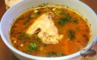 Як зробити суп