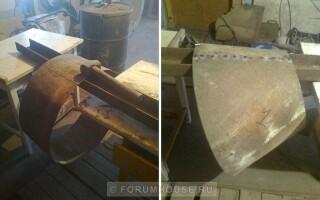 Як зробити бетономішалку своїми руками