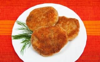 Котлети з фаршу рецепт без молока і хліба