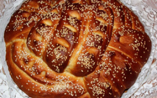 Рецепт хліба плетінка