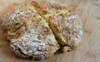 Хліб на соді в мультиварці рецепти