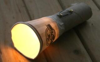 Як зробити ліхтарик