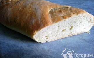 Іспанська хліб рецепт в духовці
